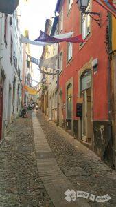 Calles de Coímbra
