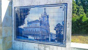 Mural de Azulejos (Palacio de Bussaco)
