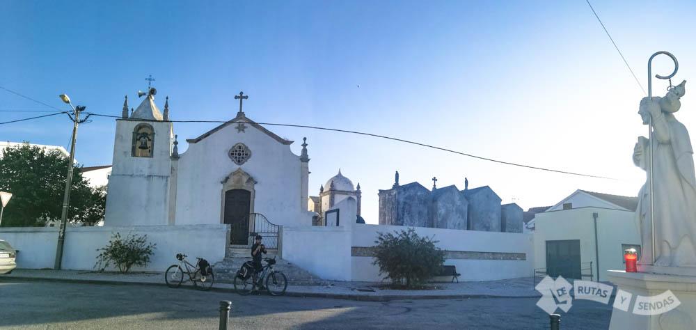 Talla e Iglesia de Santiago