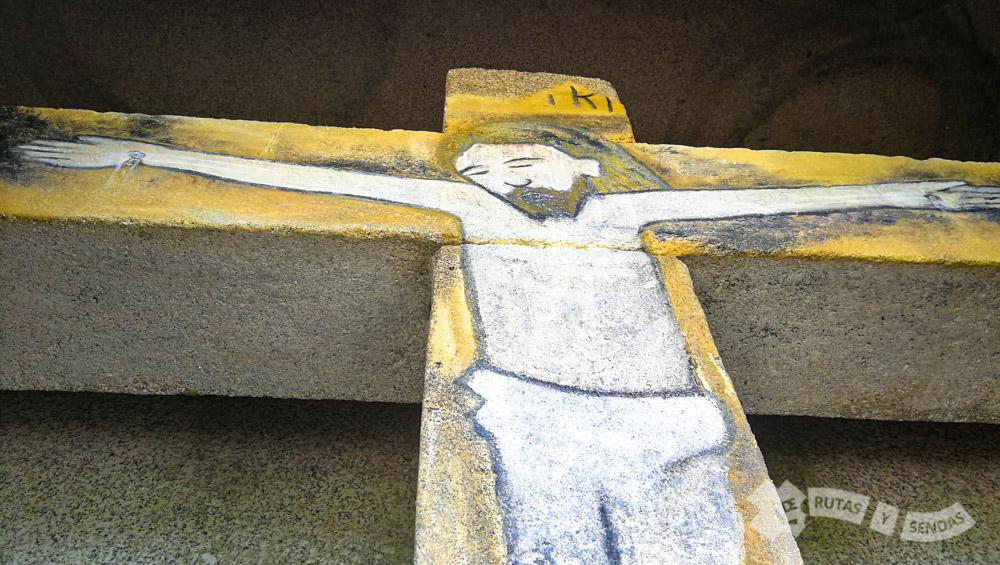 Cristo en el Puente Senhor da Ponte