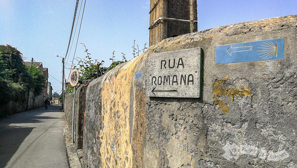 Rúa Romana