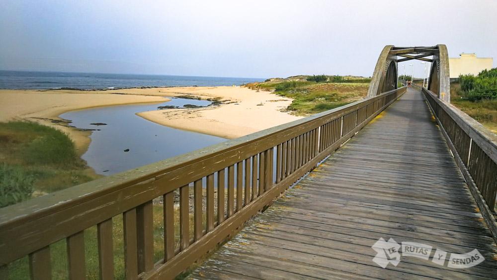 Puente sobre el Río Ondas