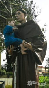 Talla de Santo Antonio