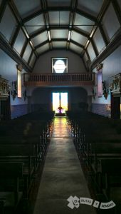 Iglesia de Santiago en Vila Nova de Anha
