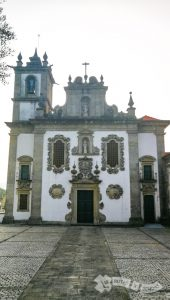 Monasterio de São Romão do Neiva