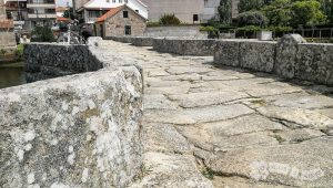 Puente románico de San Pedro de Ramallosa