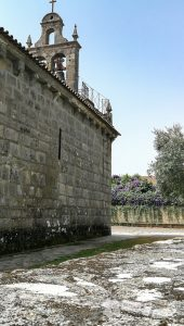 Iglesia de San Pedro de La Ramallosa