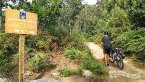 Montes de Saiáns -100 km a Compostela