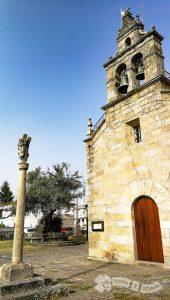 Iglesia de San Salvador de Coruxo