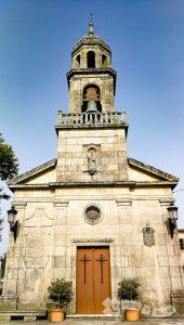 Iglesia de San Andrés de Comesaña