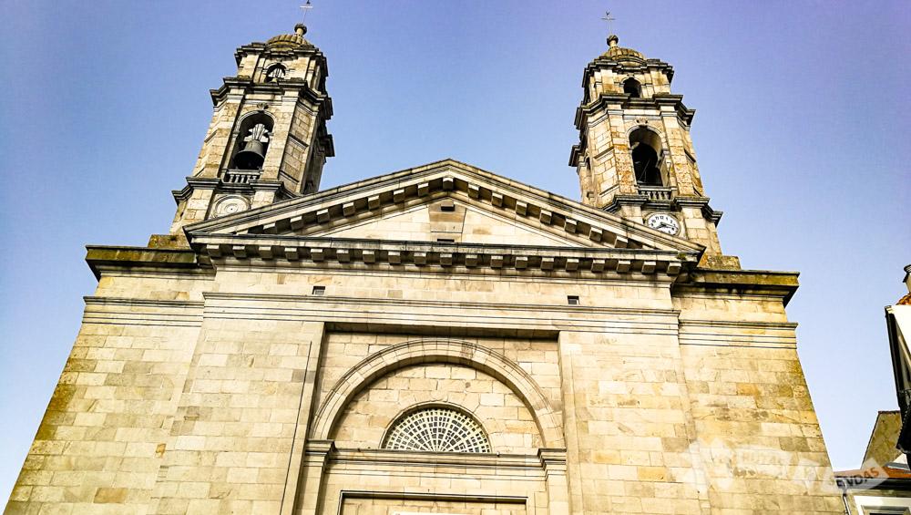 Concatedral de Santa María (Vigo)