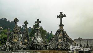 Cementerio en Cedeira
