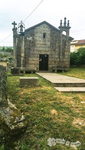 Capilla de San Amaro