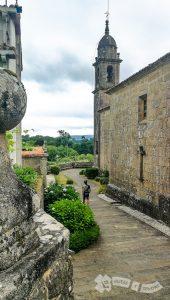 Iglesia de San Miguel de Valga