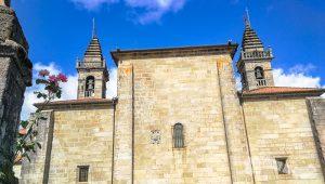 Iglesia de Santa María (Iria Flavia)