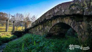 Puente medieval (Augapesada)