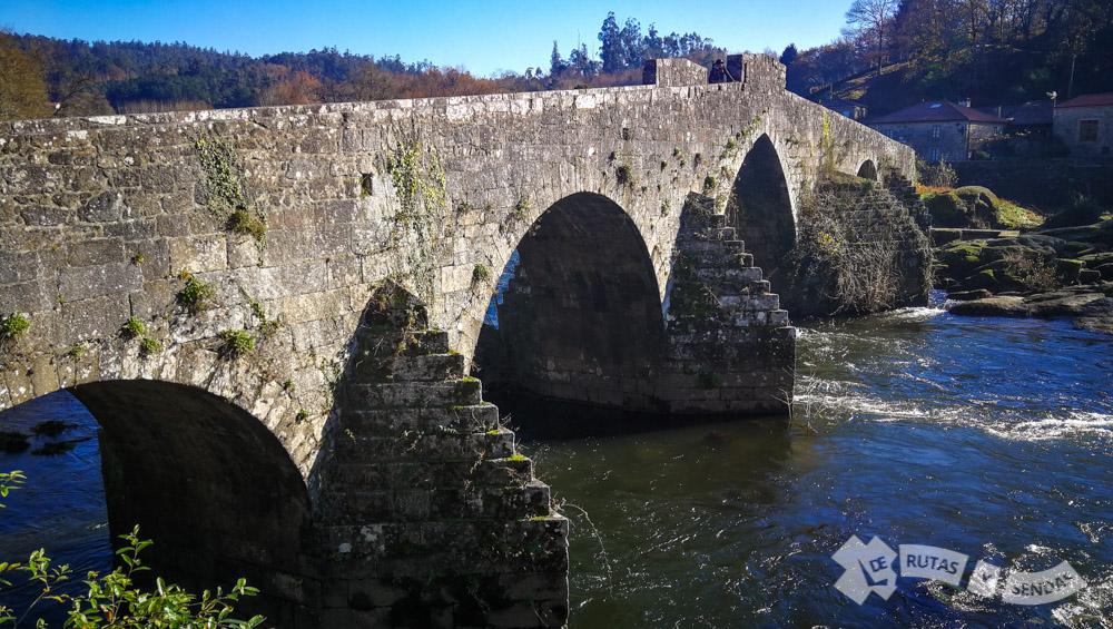 A Ponte Vella (Ponte Maceira)