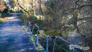 A Ponte Vella (Río As Maroñas)