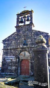 Iglesia de Santa Mariña de Maroñas