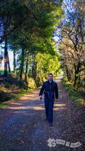 Descenso por Monte Vello