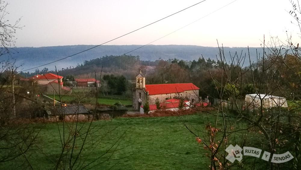 Iglesia de San Mamede