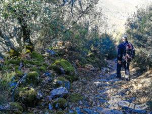 Descenso al Río Viejas por el valle