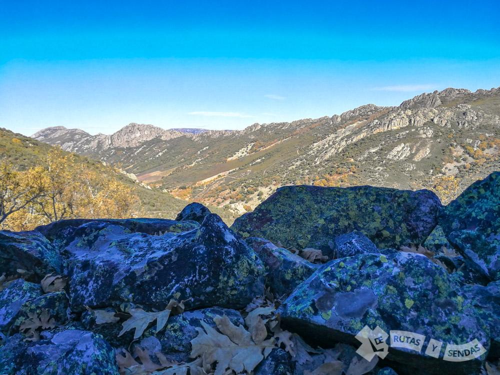 Vistas de la Sierra de Viejas