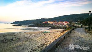 Amanecer (Playa de Sardiñeiro)