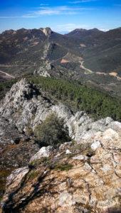 Vistas desde la Peña del Castillo