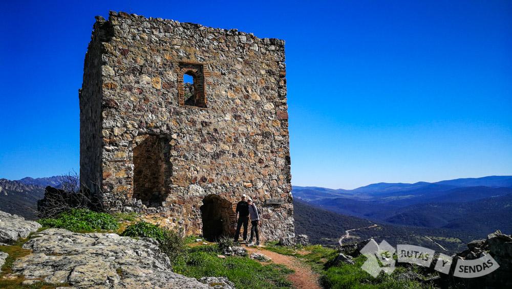 Torre del Castillo de Cabañas