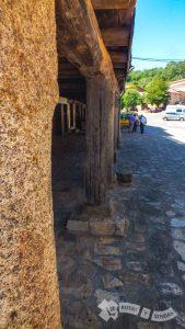 Calles de Villanueva del Conde