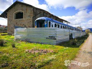 Estación de Aldeanueva de Barbarroya