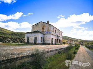 Estación de Nava Fuentes