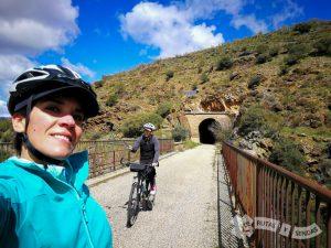 Viaducto a la salida del Túnel 9