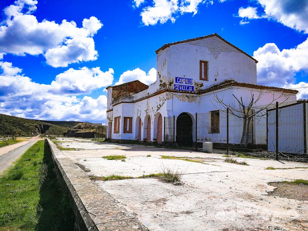 Estación de Campillo Sevilleja