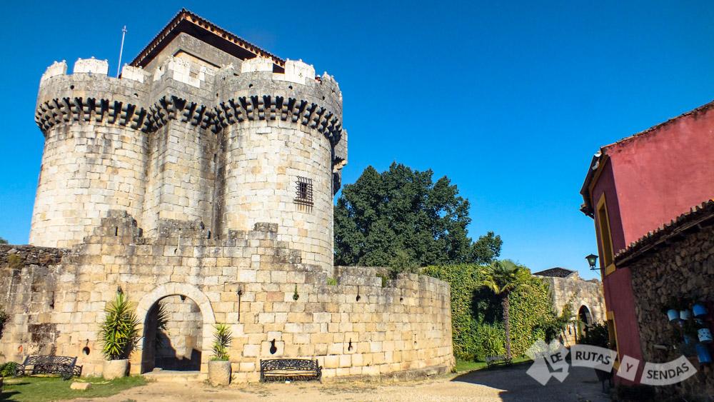 Castillo de los Alba