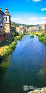 Río Cadagua desde Puente de la Muza