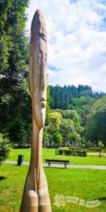 Parque de las esculturas ARENATZarte