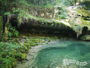 Cascadas de Irús