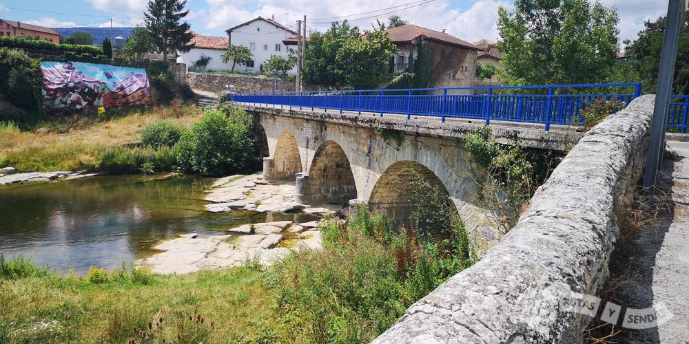 Puente sobre el Trueba (Loma de Montija)