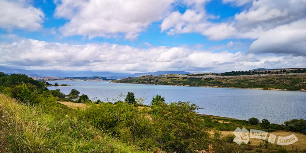 Panorámicas del Embalse del Ebro