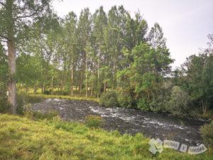 Ladeando el Río Pisuerga