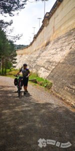 Ascenso al Embalse de Aguilar
