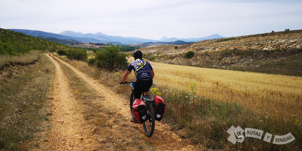 Hacia la Montaña Palentina