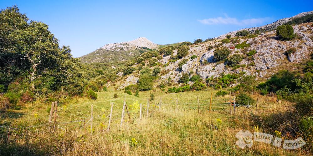 Estribaciones de la Sierra de la Peña