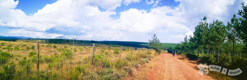 Por el Valle del Arroyo de los Pontones