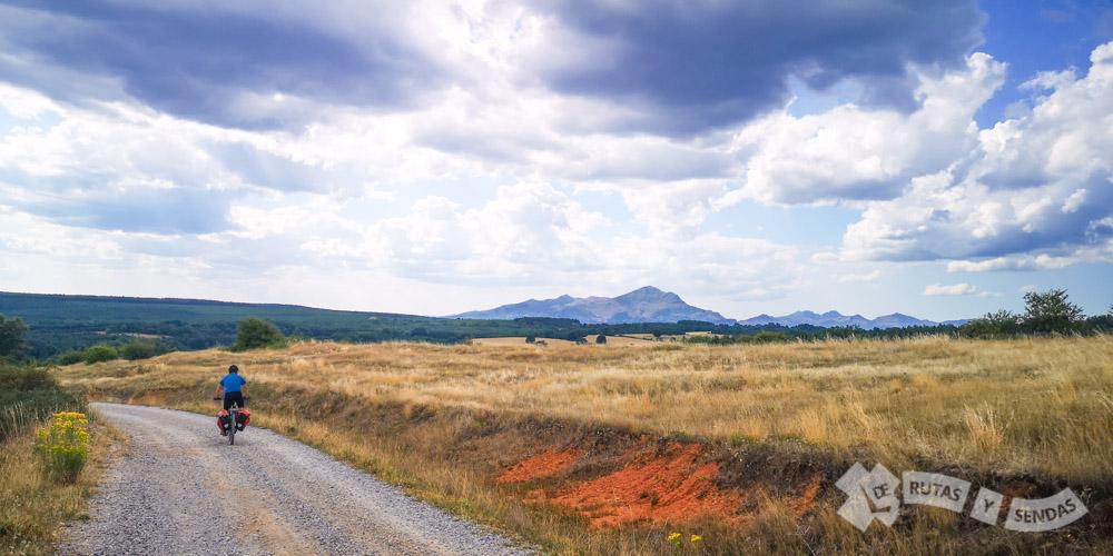 Entrando en la provincia de León