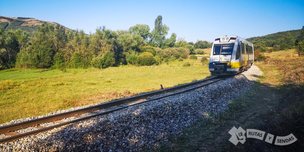 Línea de Ferrocarril La Robla - Bilbao
