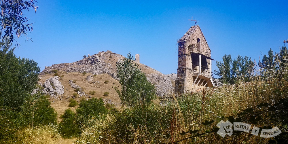 Castillo e Iglesia de San Miguel Arcángel (Aviados)