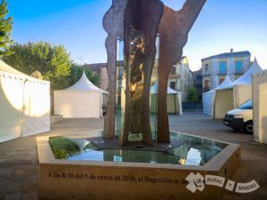Monumento conmemorativo El Negrillón